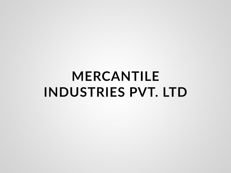 Mercantile Industries Pvt