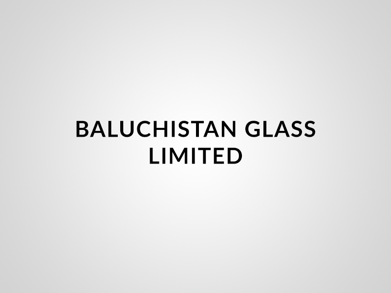 Baluchistan Glass Limited