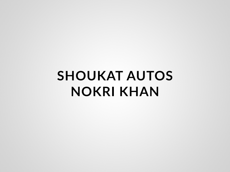Shoukat Autos Nokri Khan