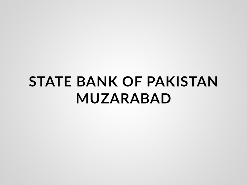 State Bank Of Pakistan Muzarabad